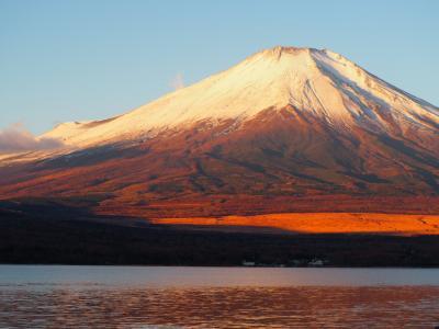 西日本から箱根~山中湖~河口湖~伊豆周遊旅.....富士山眺望を求めて