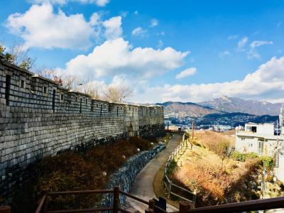中年夫婦が行く冬のソウル 2017