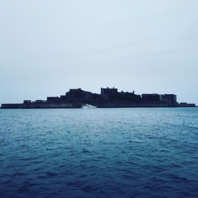 にわかツアコン奮闘記 今年は念願の軍艦島と雲仙温泉へ  2日目 軍艦島上陸篇
