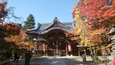 秋の小諸と軽井沢