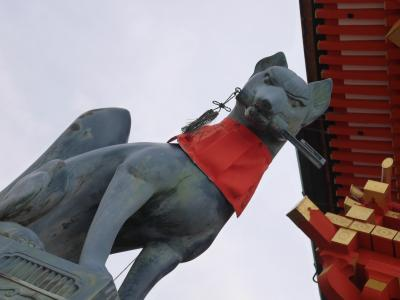 青春18きっぷの旅 第三弾☆③★三ノ宮駅~稲荷駅 外国人が訪れたい日本の観光地ナンバーワン