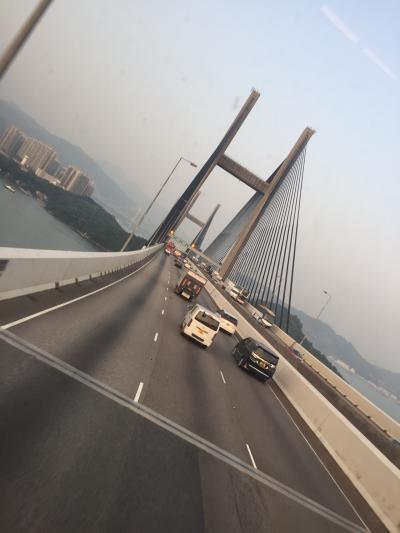 アラサー4人香港弾丸旅行