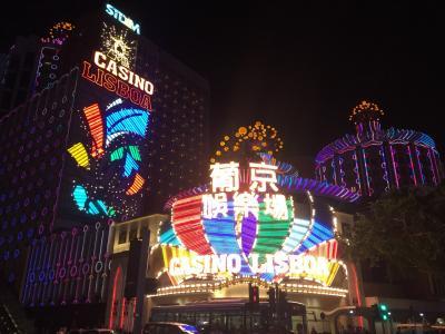 香港・マカオ・広東旅行2日目後半