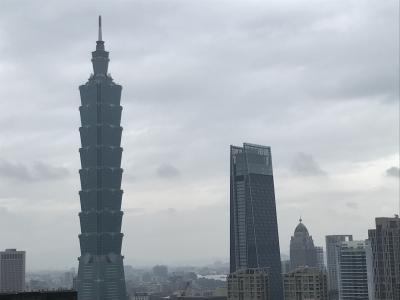 台北お手軽トレッキング(大溝渓と象山)2/2