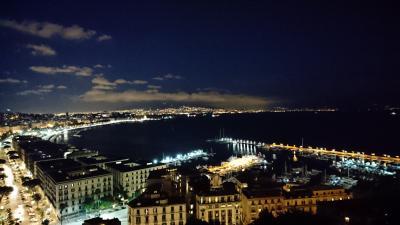 4日間でローマ、フィレンツェ、サンマリノ、ナポリポンペイ弾丸旅行(3日目 ナポリポンペイ日帰り)