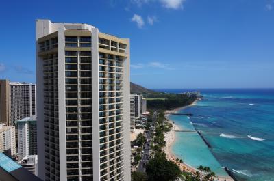 長男が2歳になる前に、ハワイへ行ってみた(長女は7歳) 1、2日目
