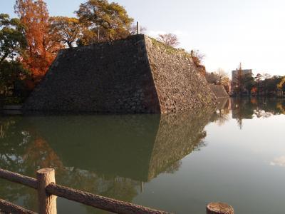2013年 九州旅行⑤ 新旧八代城址と八代市内訪問