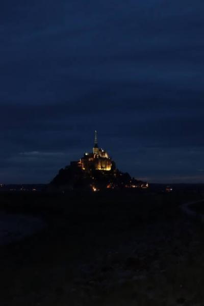 フランス旅行3日目 モンサンミッシェル その2