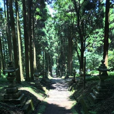 九州2人旅 [1:阿蘇の自然 と 上色見熊野座神社 編]