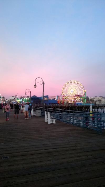 アメリカ西海岸8泊旅行(2日目 ロサンゼルス)