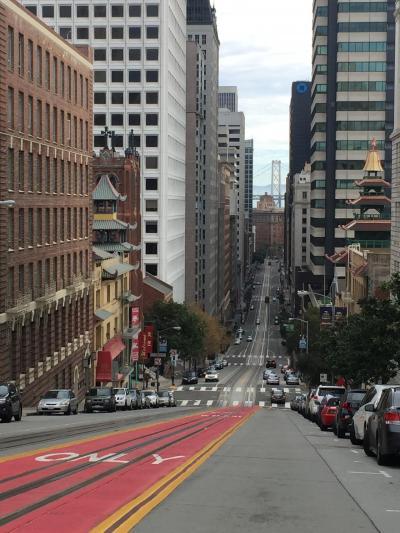 感謝祭の週末をリッツ・カールトン サンフランシスコで♪