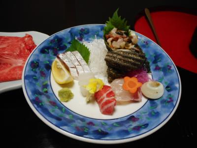 城下町佐伯を歩いて、海鮮料理を楽しむ