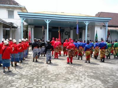2016年5月 インドネシア旅行(その3・ソロ(スラカルタ)市内観光,帰国)