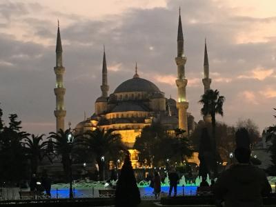 イスタンブールひとり旅3泊6日