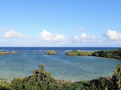 初苦難??11月の八重山(波照間・西表島)ダイビング一人旅 石垣島から西表島編 2