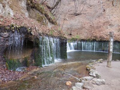 ソリさんの週末の軽井沢 11月最後のお出かけは滝巡りも兼ねて