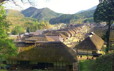 大内宿、会津、喜多方、裏磐梯の旅