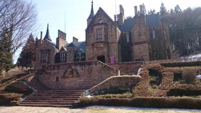 1泊2日 群馬県 四万温泉 ジブリで有名なあの宿へ (4-1) ロックハート城で謎解きリアルゲーム
