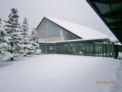 1泊2日 神奈川県 記録的大雪の箱根温泉