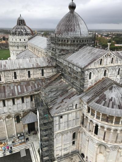 久しぶりの一人旅はイタリア3週間(ピサ~フィレンツェ編)9月11日(月)ピサをブラブラ散策後、今回のメインのフィレンツェヘ4泊。。
