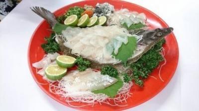 別府の市場でお得な鮮魚