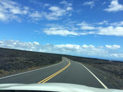 初のハワイ島 感動の毎日 3日目