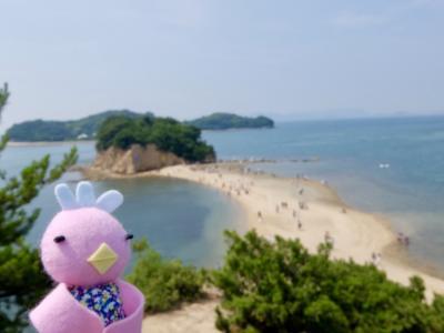 「そうだ!香川へ行こう。」ってことで行ってきました♪=高松・小豆島編=2017年7月