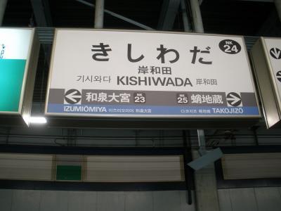 「だんじり」と「カーネーション」の街 岸和田探訪