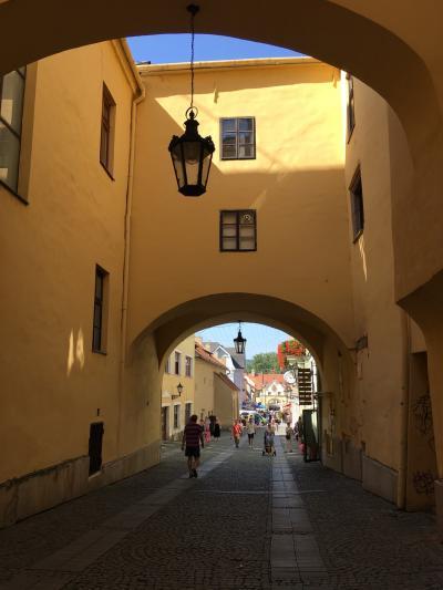 スロバキア探訪~コシツェとスピシュ城の間、小さな街プレショフ-2017夏・東欧7か国周遊、フォークロアの旅(3)