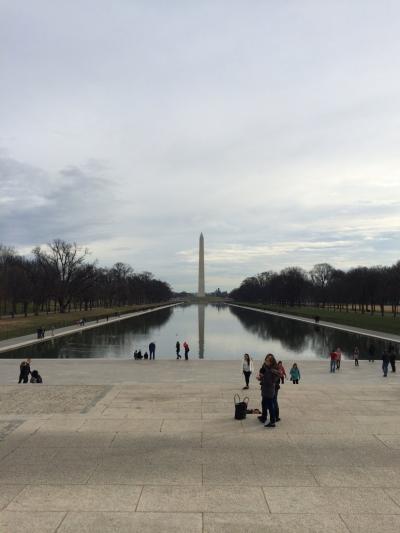 世界政治の中心地、ワシントンDC