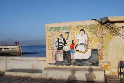 サントリーニ島とクレタ島2週間の旅3 クレタ島イラクリオン