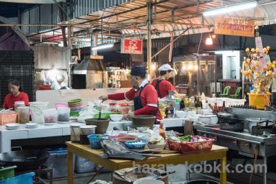 【バンコク】おすすめ。タイ料理の深夜食堂