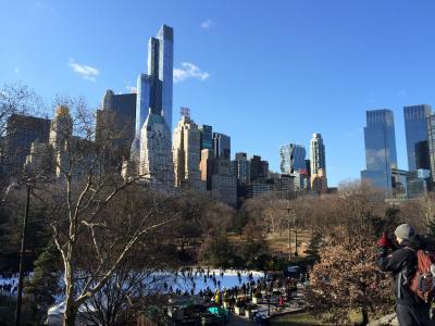 初ニューヨーク!年越しで王道観光 3日目
