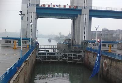 地歩に無い中国旅行005:長江・三峡ダムの麓の街・宜昌―01