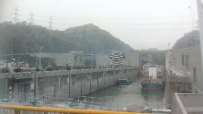 地歩に無い中国旅行005:長江・三峡ダムの麓の街・宜昌―02