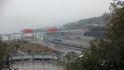 地歩に無い中国旅行005:長江・三峡ダムの麓の街・宜昌―03