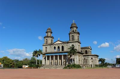 Nicaragua Nov. 2017 -3. マナグア