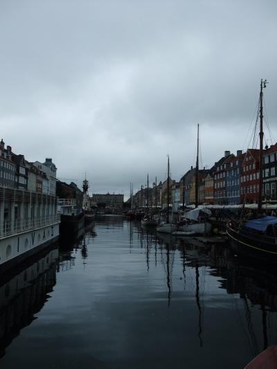 201708 大自然を感じにアイスランドへ! 6&7日目~コペンハーゲン半日観光+帰国