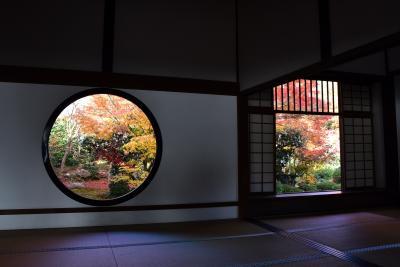 2017 京の紅葉散歩 源光庵