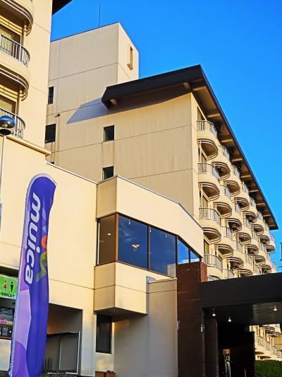 上信越-6 むいか温泉ホテル 六日町温泉/スキー場も併設 ☆夕/朝食はバイキング式で