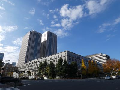 山手線横断・有楽町から原宿駅までを歩く