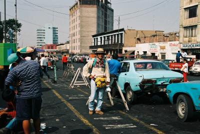 人生の旅(海外編)「ペルー旅行」1995年6月16日~17日