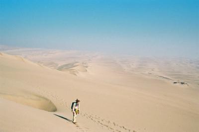 人生の旅(海外編)「ペルー旅行」1995年6月18日~20日帰国