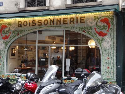 パリ アパルトマン滞在記(17) レストラン