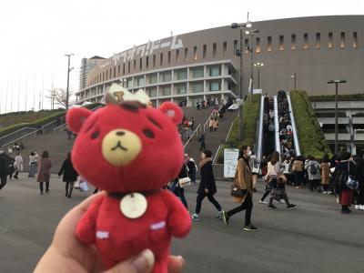 福岡遠征 ビギアゲツアー 2017.12