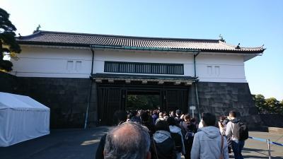 皇居乾通りの一般公開を見てそのまま、東京国立近代美術館と工芸館を見てきました。