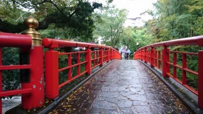 大人の女子旅 雨の修善寺お散歩編