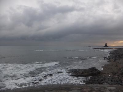 2017年初冬・・・・・⑤雨晴海岸