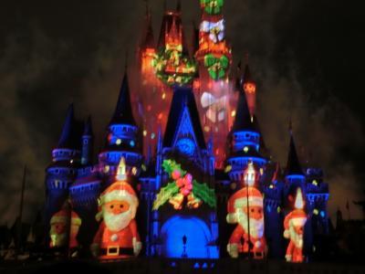 クリスマスのディズニーリゾートに行って来ました。 (1日目、ディズニーランド)