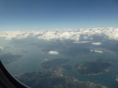 初秋の愛媛旅行♪ Vol1(第1日) ☆東京からANAファーストクラスで松山へ♪